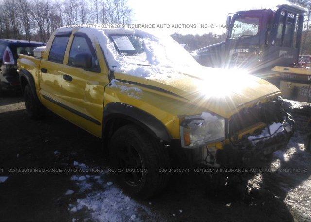Inventory #356875090 2007 Dodge DAKOTA