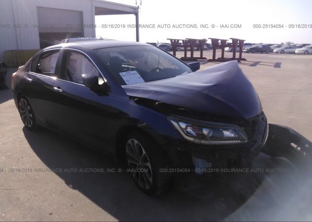 Inventory #282966016 2014 Honda ACCORD