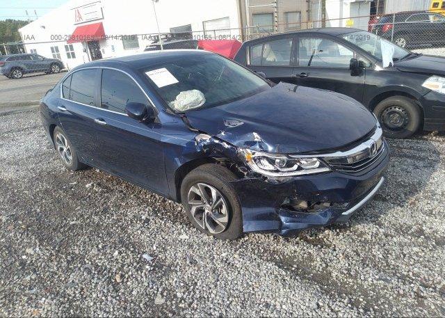 Inventory #746199209 2016 Honda ACCORD