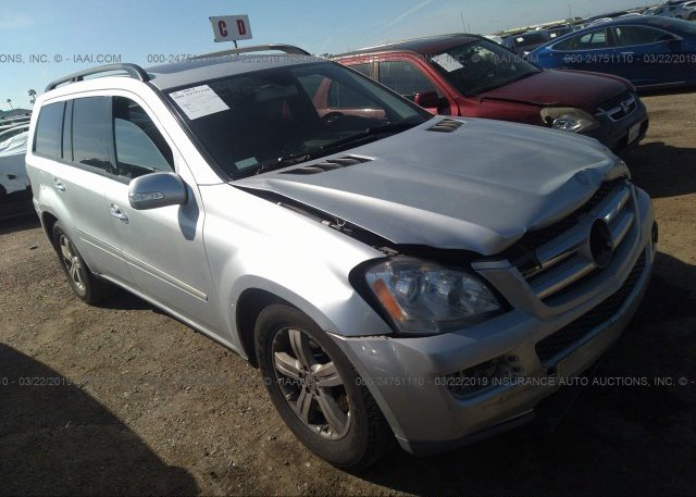 Inventory #168711024 2007 Mercedes-benz GL