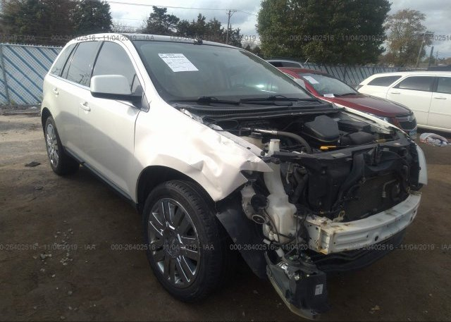 Inventory #344385581 2008 FORD EDGE