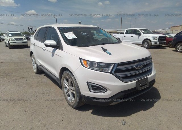 Inventory #771763535 2017 FORD EDGE