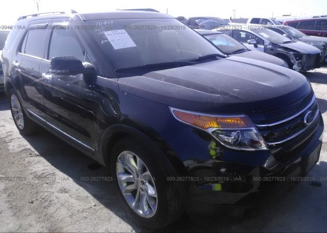 Inventory #133323161 2013 FORD EXPLORER