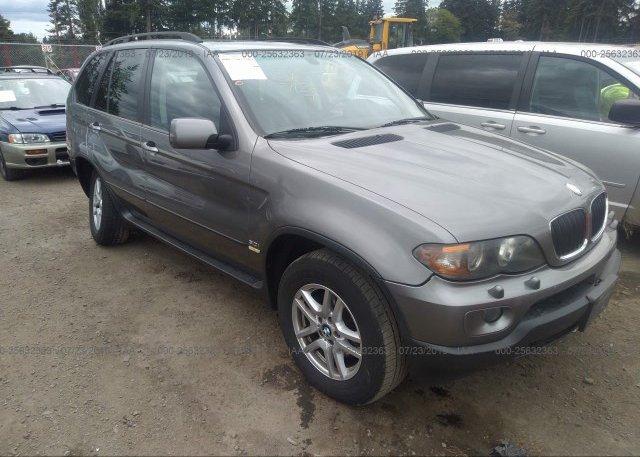 Inventory #893142180 2005 BMW X5