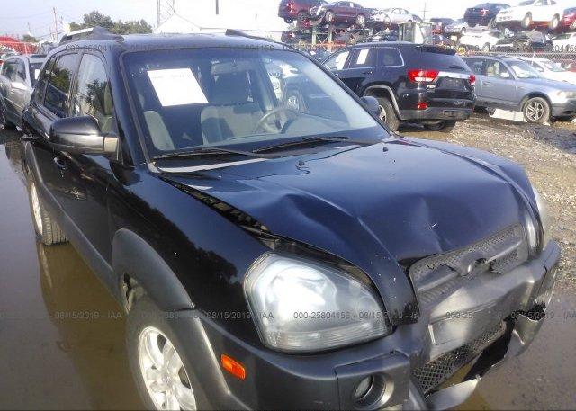 Inventory #437192830 2006 Hyundai TUCSON