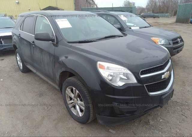 Inventory #832301800 2011 Chevrolet EQUINOX