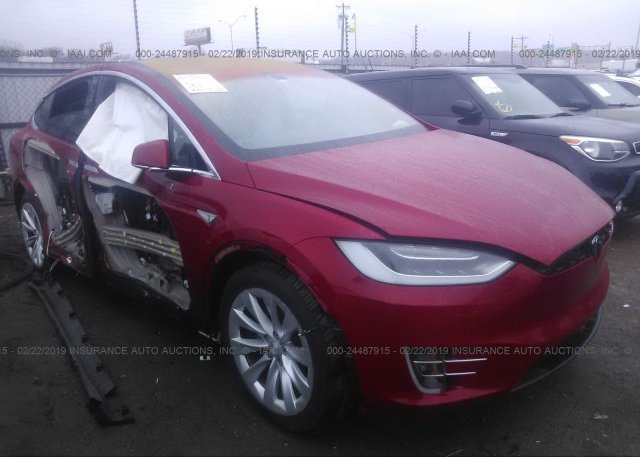 Inventory #945646585 2016 Tesla MODEL X