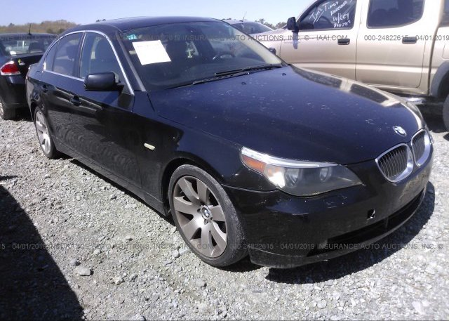 Inventory #149400452 2007 BMW 525