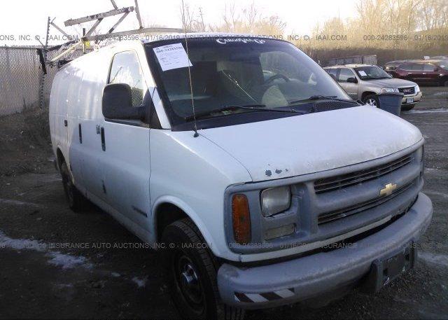 Inventory #730483798 2001 Chevrolet EXPRESS G3500