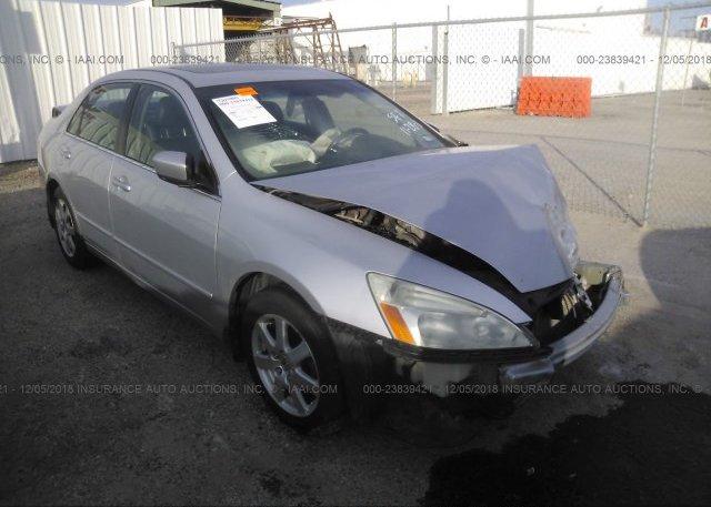 Inventory #588221481 2005 Honda ACCORD