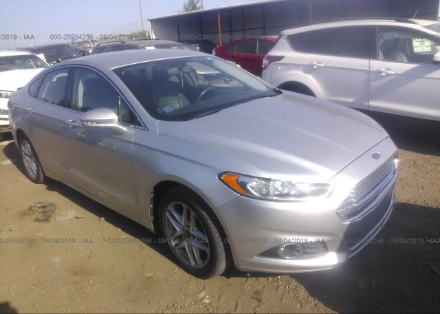 Inventory #308394135 2013 FORD FUSION