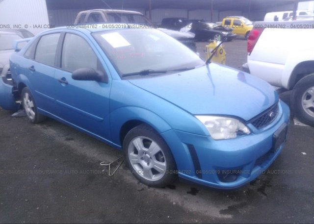 Inventory #276934409 2007 FORD FOCUS
