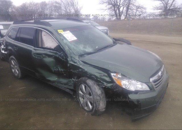 Inventory #411914431 2012 Subaru OUTBACK