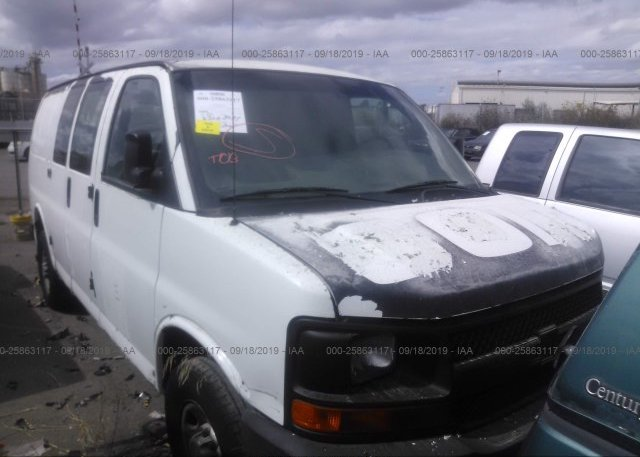 Inventory #495769021 2009 Chevrolet EXPRESS G3500