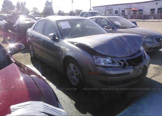 Inventory #422492693 2005 Saab 9-3