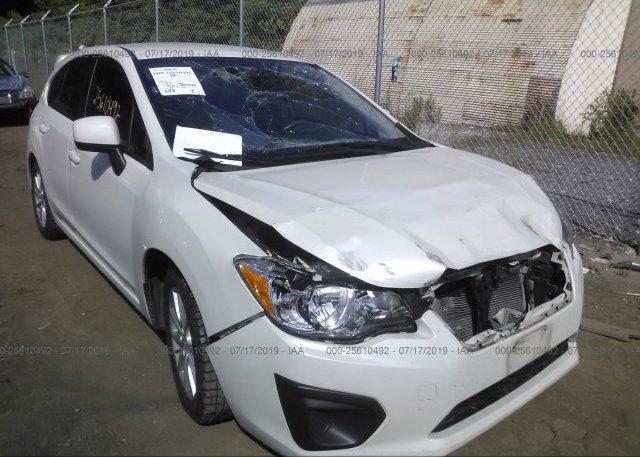 Inventory #495147374 2014 Subaru IMPREZA
