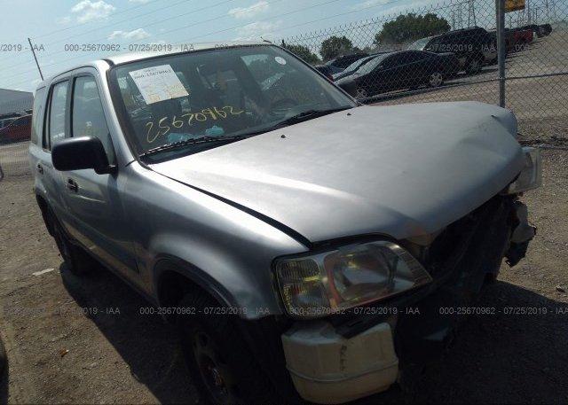 Inventory #818501398 1998 Honda CR-V
