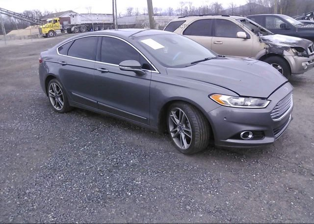 Inventory #172450327 2014 FORD FUSION