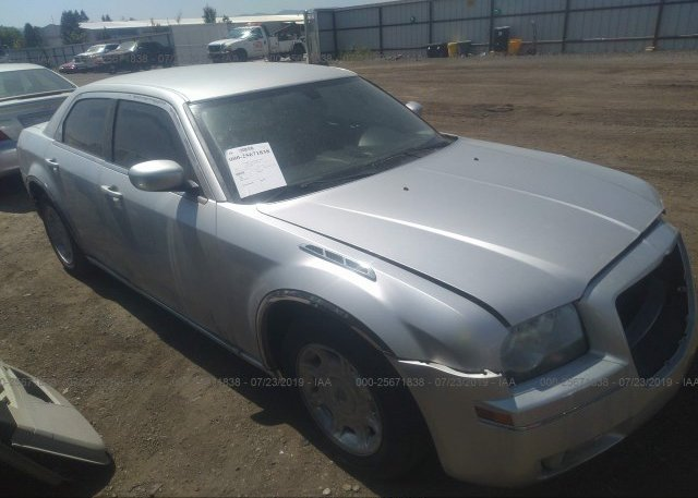 Inventory #182674271 2006 Chrysler 300