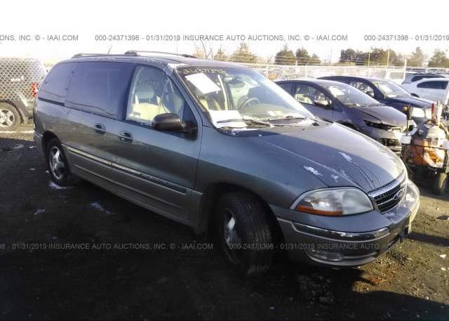 Inventory #259315024 2000 FORD WINDSTAR