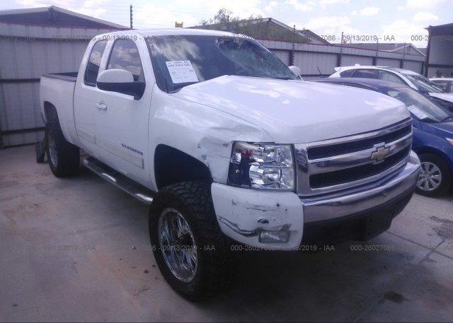 Inventory #525920751 2008 Chevrolet SILVERADO