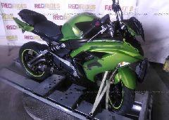 2012 Kawasaki EX650