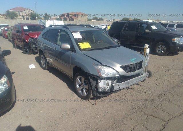 Inventory #330663621 2007 Lexus RX