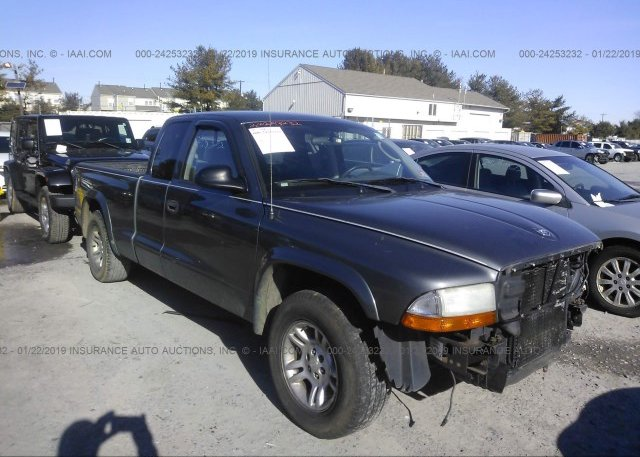 Inventory #572179142 2004 Dodge DAKOTA