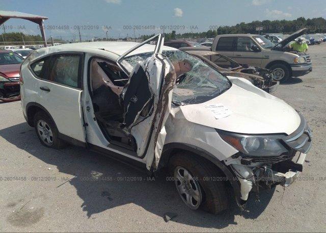 Inventory #708749876 2014 Honda CR-V