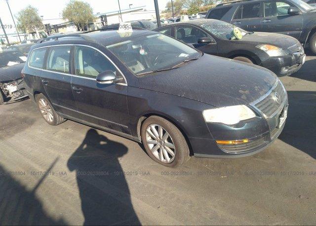 Inventory #859690122 2007 Volkswagen PASSAT