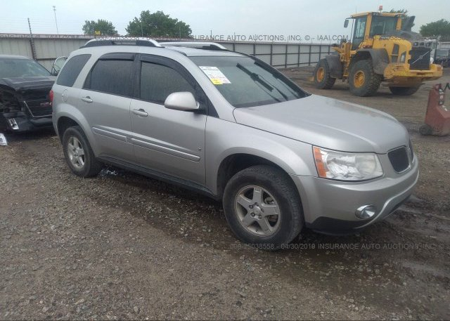 Inventory #877236848 2007 Pontiac TORRENT