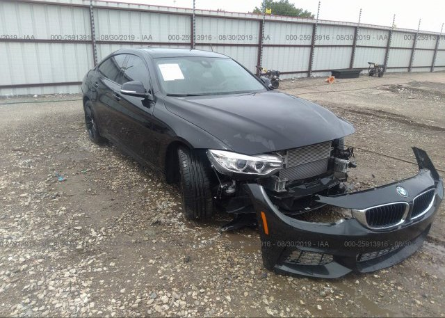 Inventory #875162274 2015 BMW 435