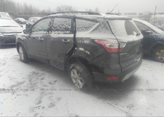 купить 2018 FORD ESCAPE 1FMCU9GD7JUA32240