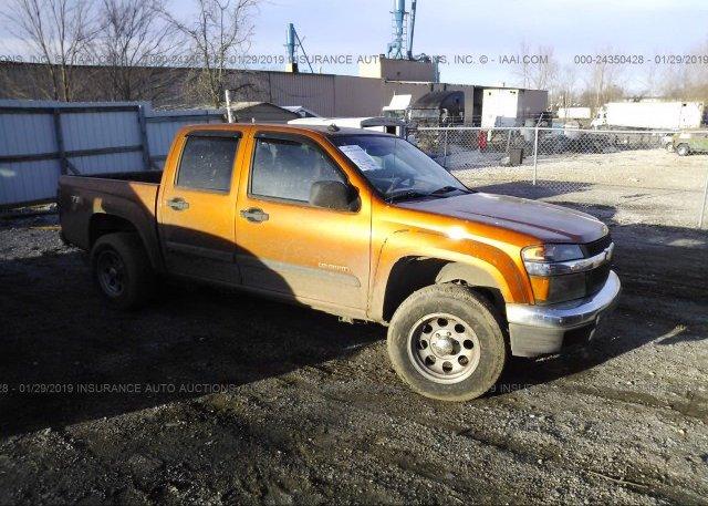 Inventory #622064978 2004 Chevrolet COLORADO