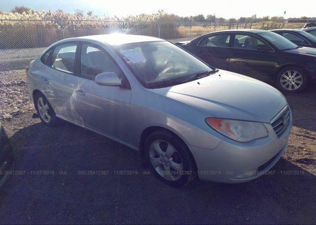 Inventory #185937666 2007 Hyundai ELANTRA