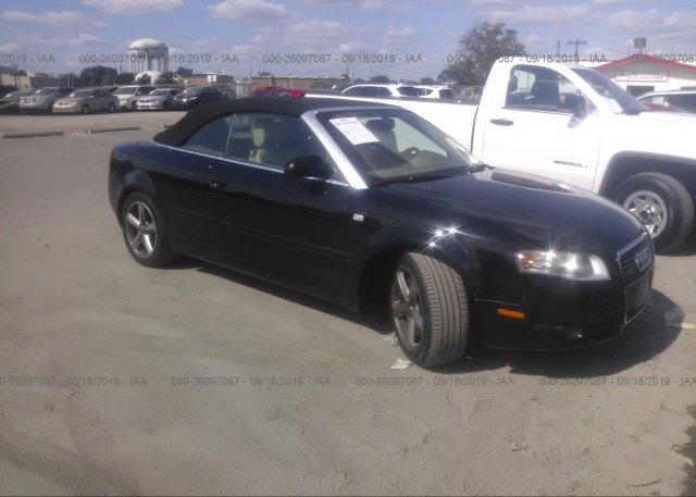 Inventory #195431067 2008 AUDI A4