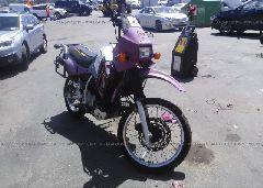 2006 Kawasaki KL650