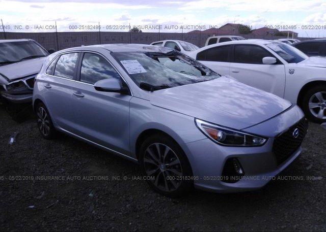 Inventory #409933853 2018 Hyundai ELANTRA GT