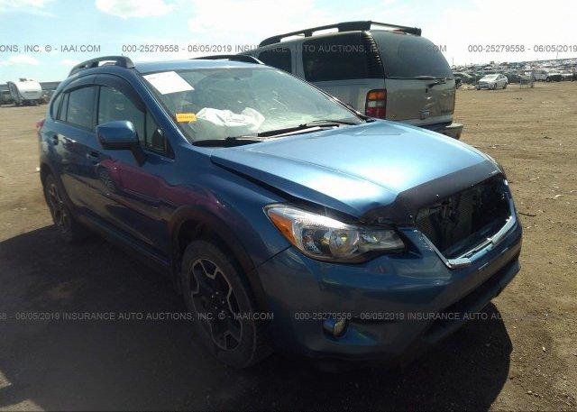 Inventory #819658095 2014 Subaru XV CROSSTREK