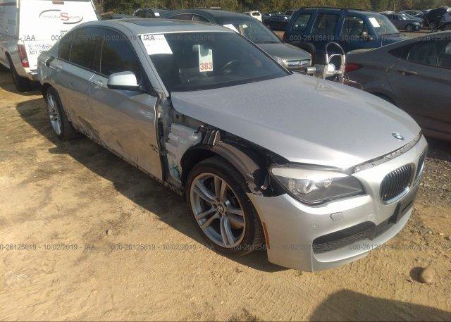Inventory #497503079 2012 BMW 750