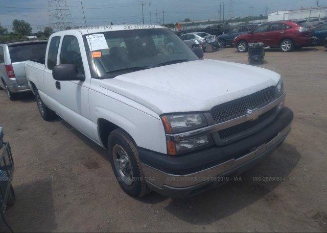 Inventory #132566575 2003 Chevrolet SILVERADO