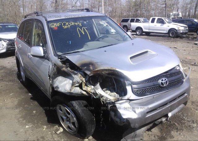 Inventory #360132514 2004 Toyota RAV4