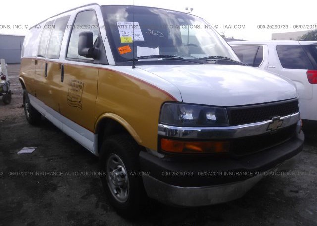 Inventory #466304397 2015 Chevrolet EXPRESS G2500