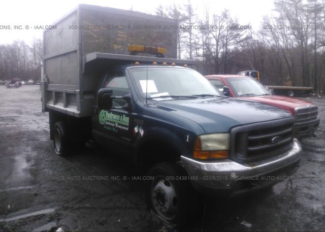 Inventory #943791209 1999 FORD F550