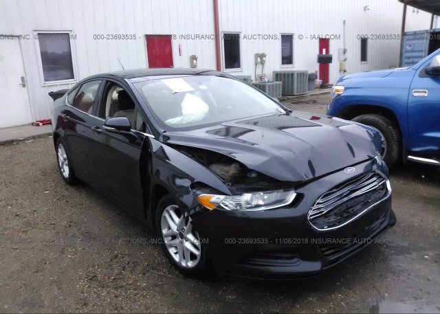 Inventory #599367795 2014 FORD FUSION