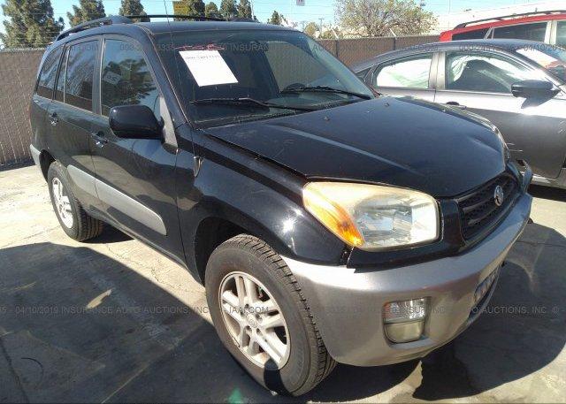 Inventory #865693836 2001 Toyota RAV4