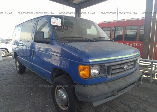 Inventory #466780866 2005 FORD ECONOLINE