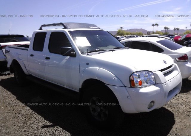 Inventory #556395369 2004 Nissan FRONTIER