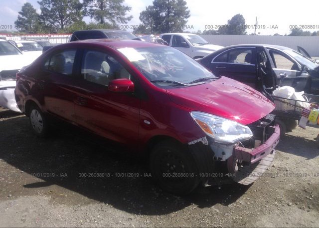 Inventory #890624771 2018 Mitsubishi MIRAGE