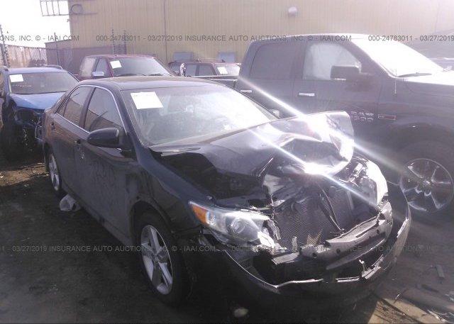 Inventory #403743104 2014 Toyota CAMRY